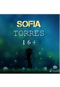 """Portada del libro """"SofÍa Torres 16+"""""""