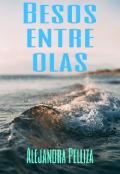 """Portada del libro """"Besos entre olas """""""