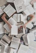 """Обкладинка книги """"Книжкова магія"""""""