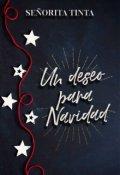 """Portada del libro """"Un deseo para Navidad"""""""