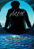 """Portada del libro """"Álex (viaje de fin de curso 2)"""""""