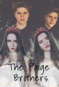 """Portada del libro """"The Paige Brothers """""""