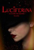 """Portada del libro """"Luciferina"""""""