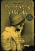 """Portada del libro """"Doce años y un día """""""