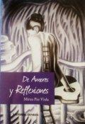 """Portada del libro """"De Amores y Reflexiones"""""""