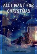 "Portada del libro ""All I Want For Christmas"""