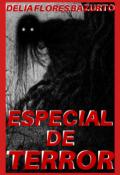 """Portada del libro """"Especial De Terror"""""""