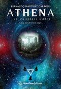 """Portada del libro """"Athena """""""
