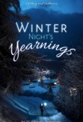 "Book cover ""Winter Night's Yearnings—  A Christmas Anthology"""