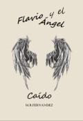 """Portada del libro """"Flavio y el Ángel Caído (libro 4)"""""""