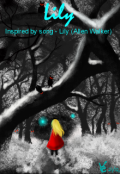 "Book cover ""Lily"""