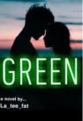 "Book cover ""Green"""