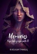 """Portada del libro """"Memories(is It Love?sebastián parte Ii)"""""""