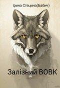 """Обкладинка книги """"Залізний вовк"""""""