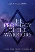 "Portada del libro ""The Prophecy of the Warriors"""