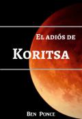 """Portada del libro """"El adiós de Koritsa"""""""