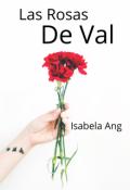 """Portada del libro """"Las rosas de Val"""""""
