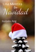 "Portada del libro ""Una mentira de navidad"""
