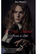 """Portada del libro """"La Falsa Trinidad: El secreto de Lilith"""""""