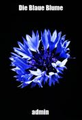"""Portada del libro """"Die Blaue Blume"""""""