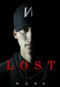 """Portada del libro """"Lost"""""""