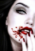 """Portada del libro """"Un vampiro en la academia"""""""