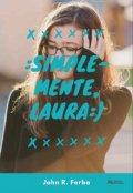 """Portada del libro """"Simplemente Laura"""""""
