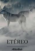"""Portada del libro """"Etéreo """""""