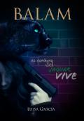 """Portada del libro """"Balam: el espiritu del jaguar vive"""""""