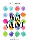 """Portada del libro """"True Colors"""""""