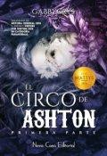 """Portada del libro """"El circo de Ashton """""""