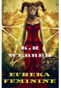 "Book cover ""Eureka Feminine"""