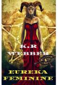 "Book cover ""Eureka Feminine"""