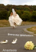 """Обкладинка книги """"Втеча від ідеальності """""""