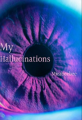 "Book cover ""My hallucinations """