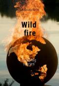 "Book cover ""Wild fire"""