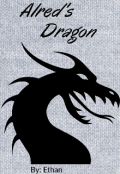 "Book cover ""Alred's Dragon"""