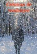 """Portada del libro """"Crónicas de Vendeleyes"""""""