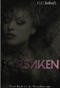 "Book cover ""Forsaken"""
