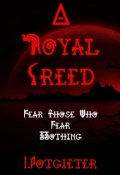 "Book cover ""A Royal Creed"""