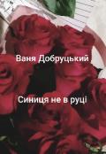 """Обкладинка книги """"Синиця не в руці"""""""