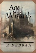 "Book cover ""Age of Wizards"""