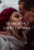 "Book cover ""To the boys, I loved the most"""