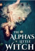"""Portada del libro """"The alpha's little witch"""""""