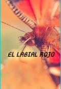 """Portada del libro """"El Labial Rojo"""""""