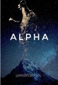 """Portada del libro """"Alpha"""""""