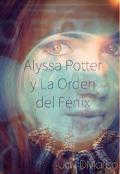 """Portada del libro """"Alyssa Potter y La Orden del Fénix"""""""