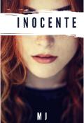 """Portada del libro """"Inocente"""""""