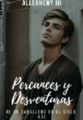 """Portada del libro """"Percances y desventuras"""""""