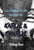 """Portada del libro """"Karlie & Charlie"""""""